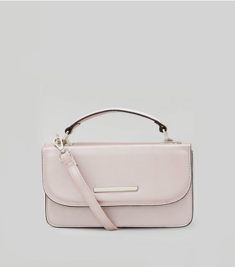 Lilac Cross Body Bag | New Look