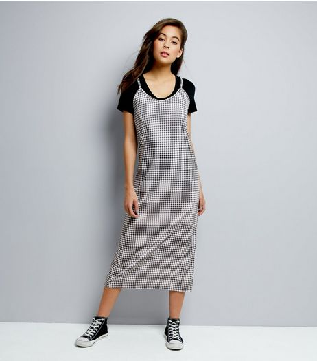 Daisy Street Gingham Check Slip Dress | New Look