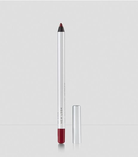 Crimson Red Lip Liner | New Look