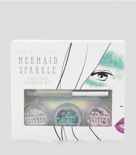 Festival Sparkle Glitter Kit | New Look