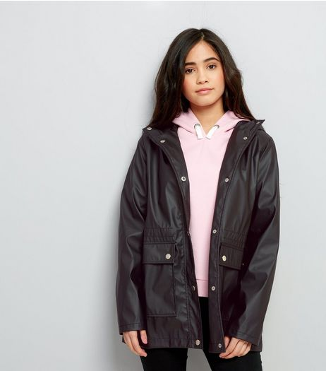 Girl's Coats | Denim Jackets, Parkas & Blazers | New Look