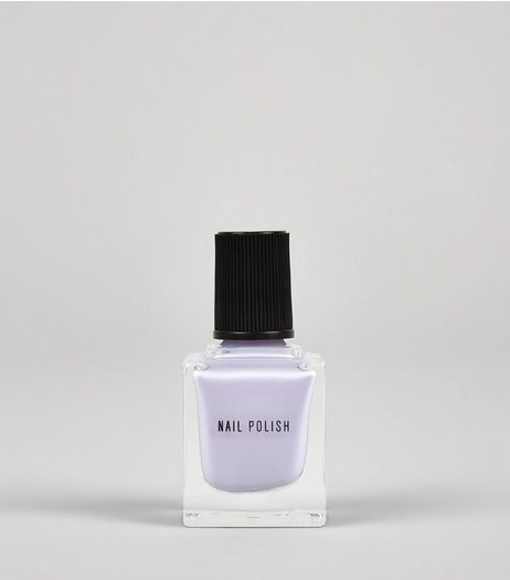 Wild Lavendar Nail Polish | New Look