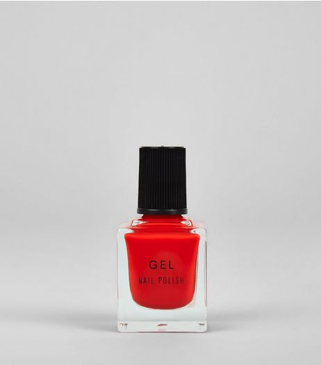 Candy Apple Gel Nail Polish | New Look
