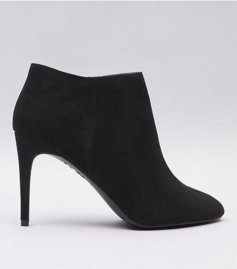 Black Pointed Toe Boots | New Look